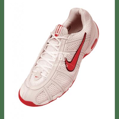Skor Nike Air Zoom Fencer - Red Swoosh-0
